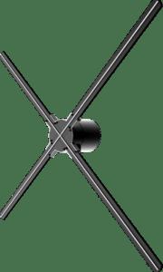 Голографический вентилятор Dsee-65H фото